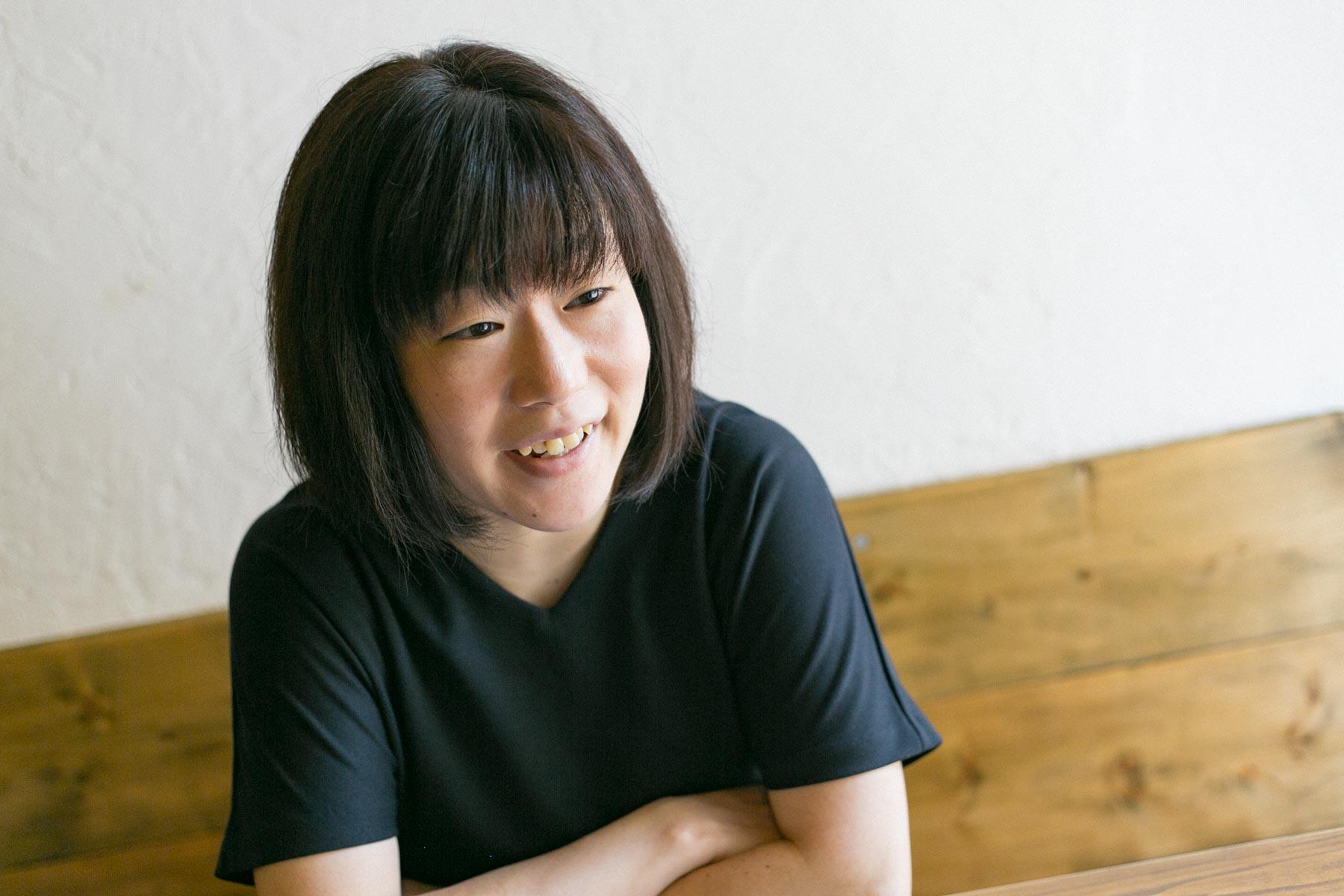 金山尚子さん