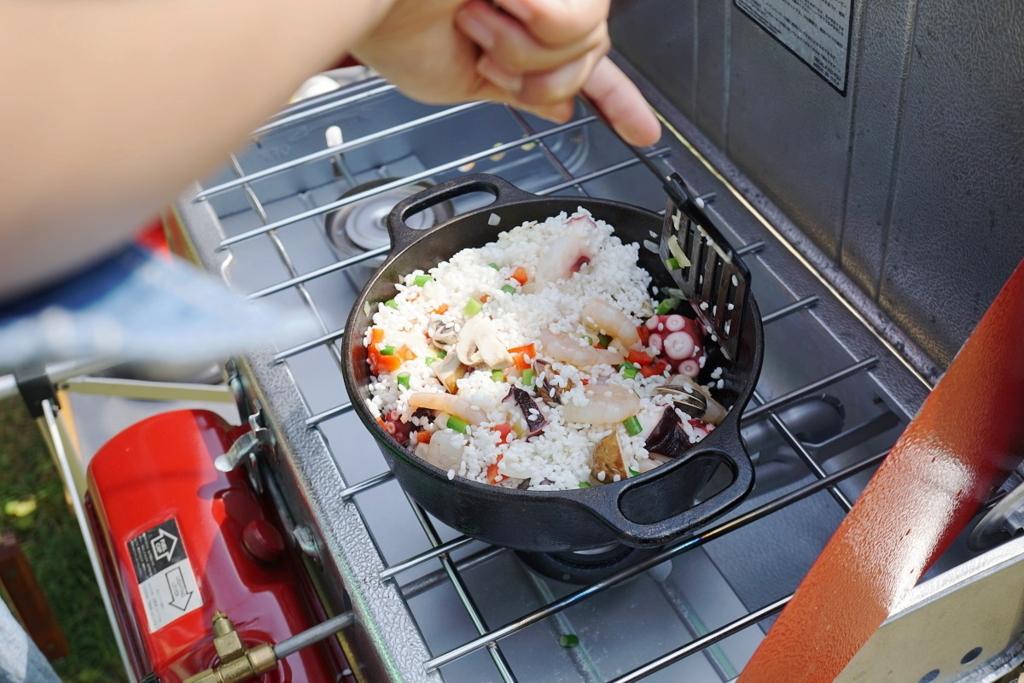子供も作れる簡単アウトドア料理でバリエーションを増やす