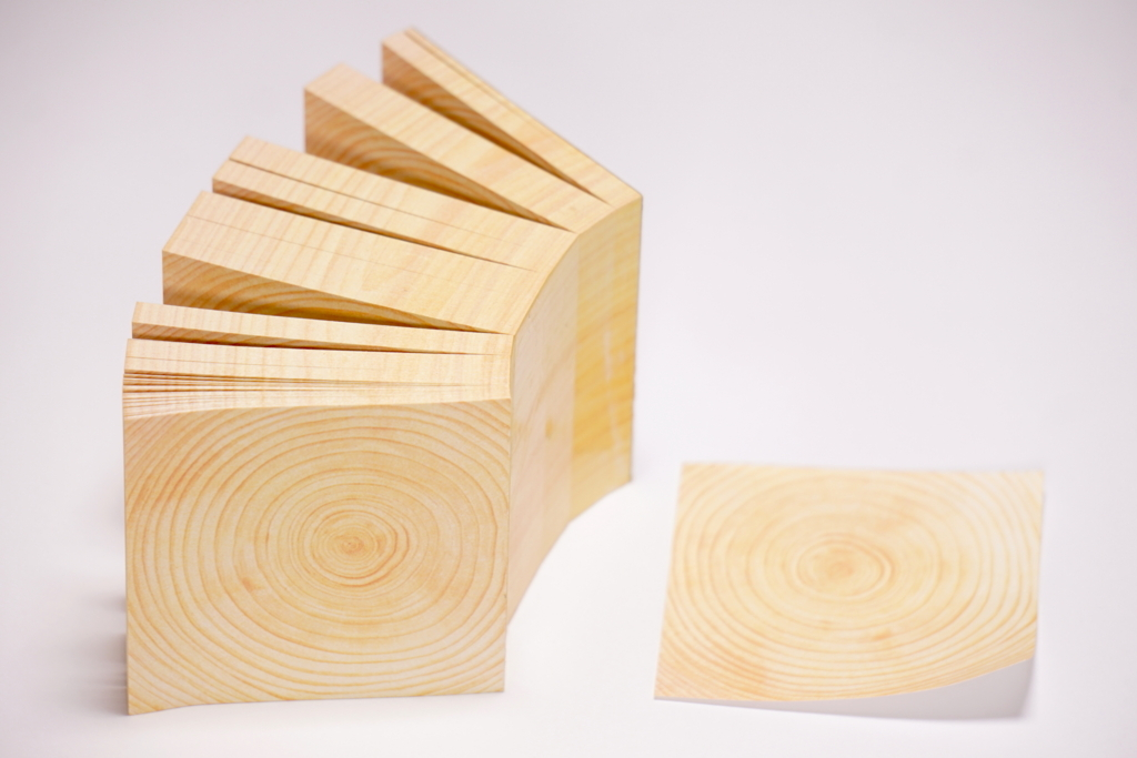檜メモブロック