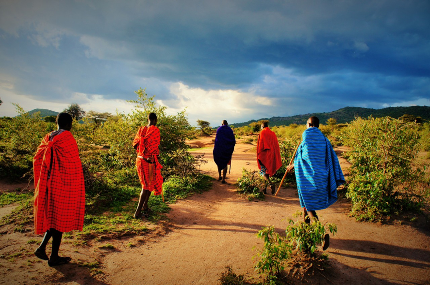 ケニアで撮った写真