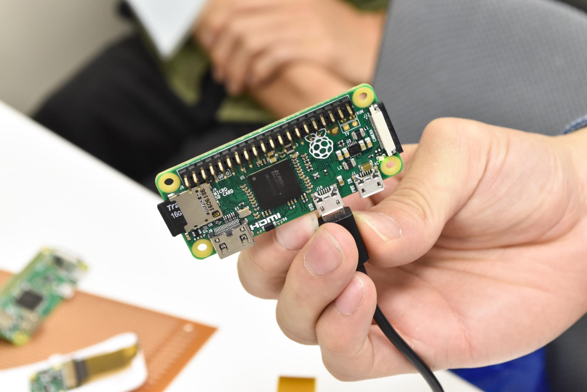 ミッション系で使っているRaspberry Pi