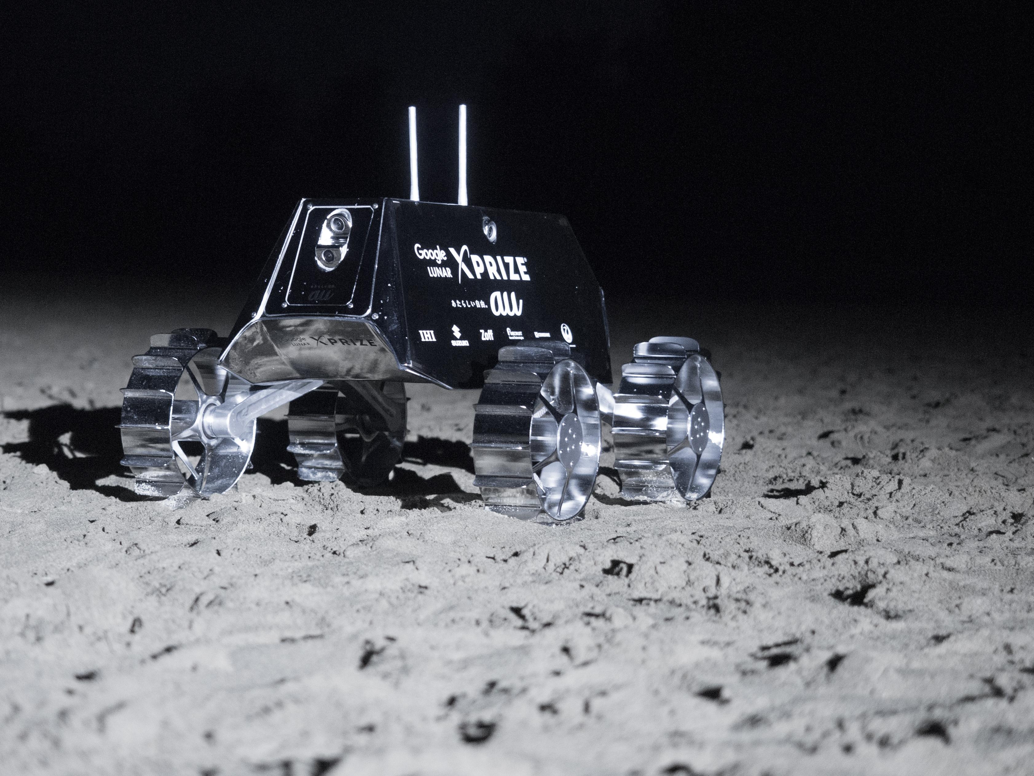 月ローバー「SORATO」