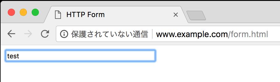 Bad HTTP