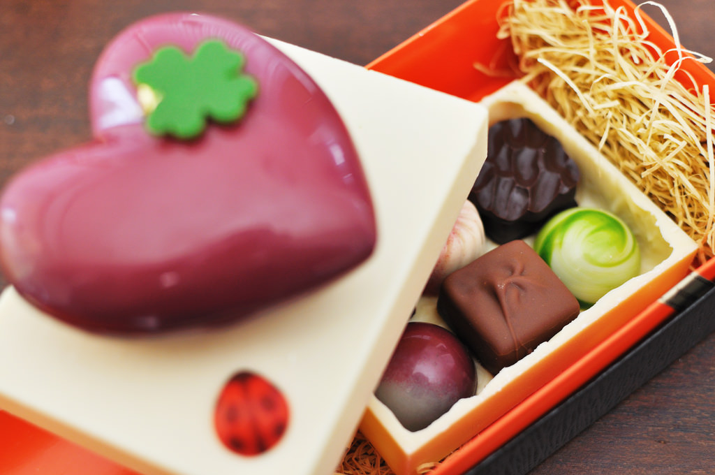 バレンタインギフトチョコレート