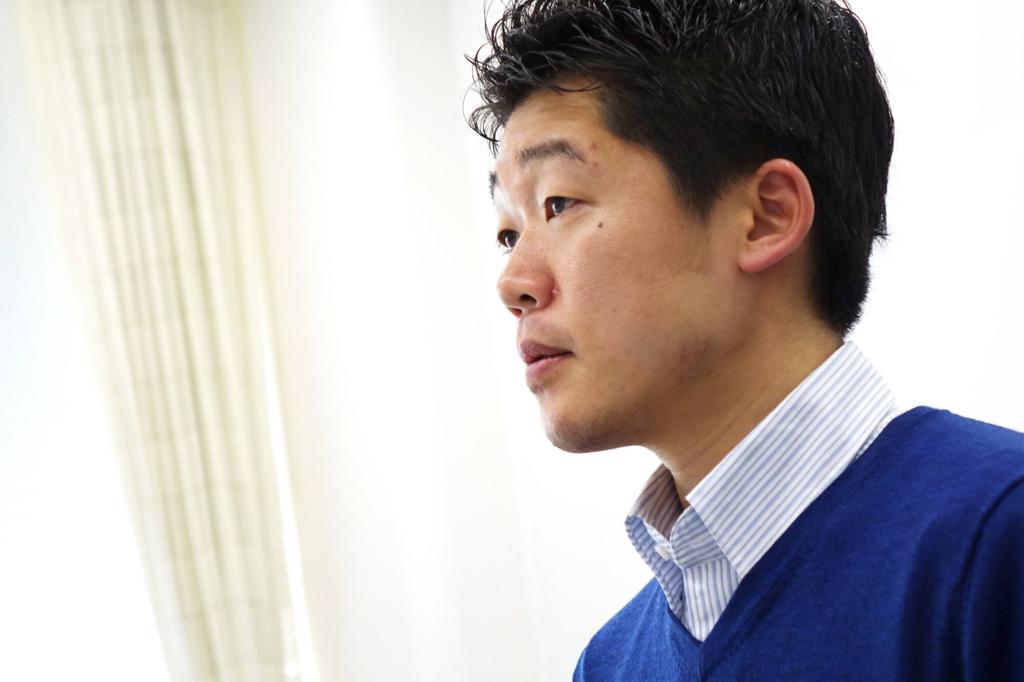 オムロン株式会社 技術・知財本部 センシング研究開発センタ 画像センシング研究室 西行健太さん