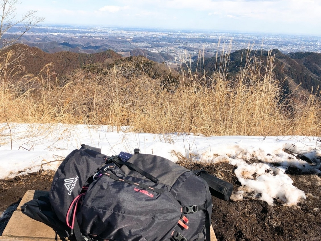 登山用ザック