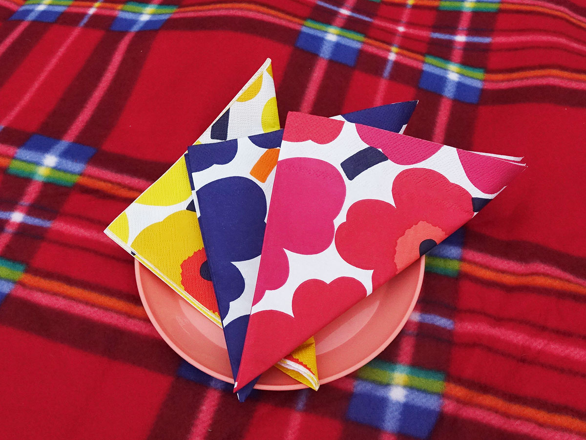 Marimekko(マリメッコ)の紙ナプキン