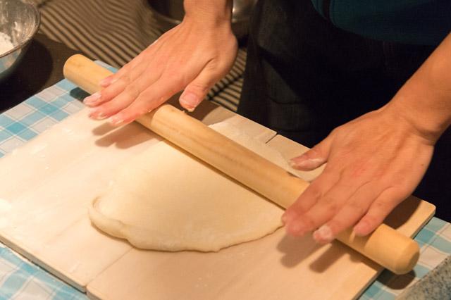 さくさく石窯ピザメーカーでピザパーティー
