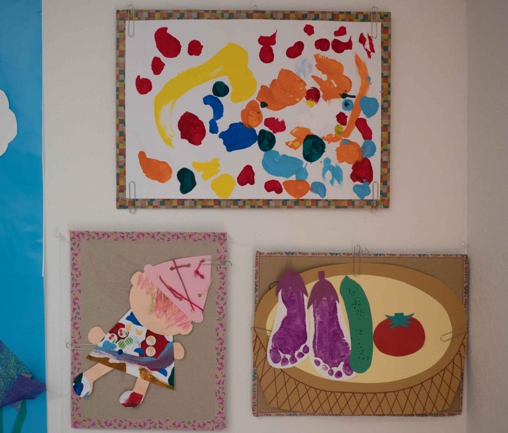 わが家のギャラリーで最近飾っている絵