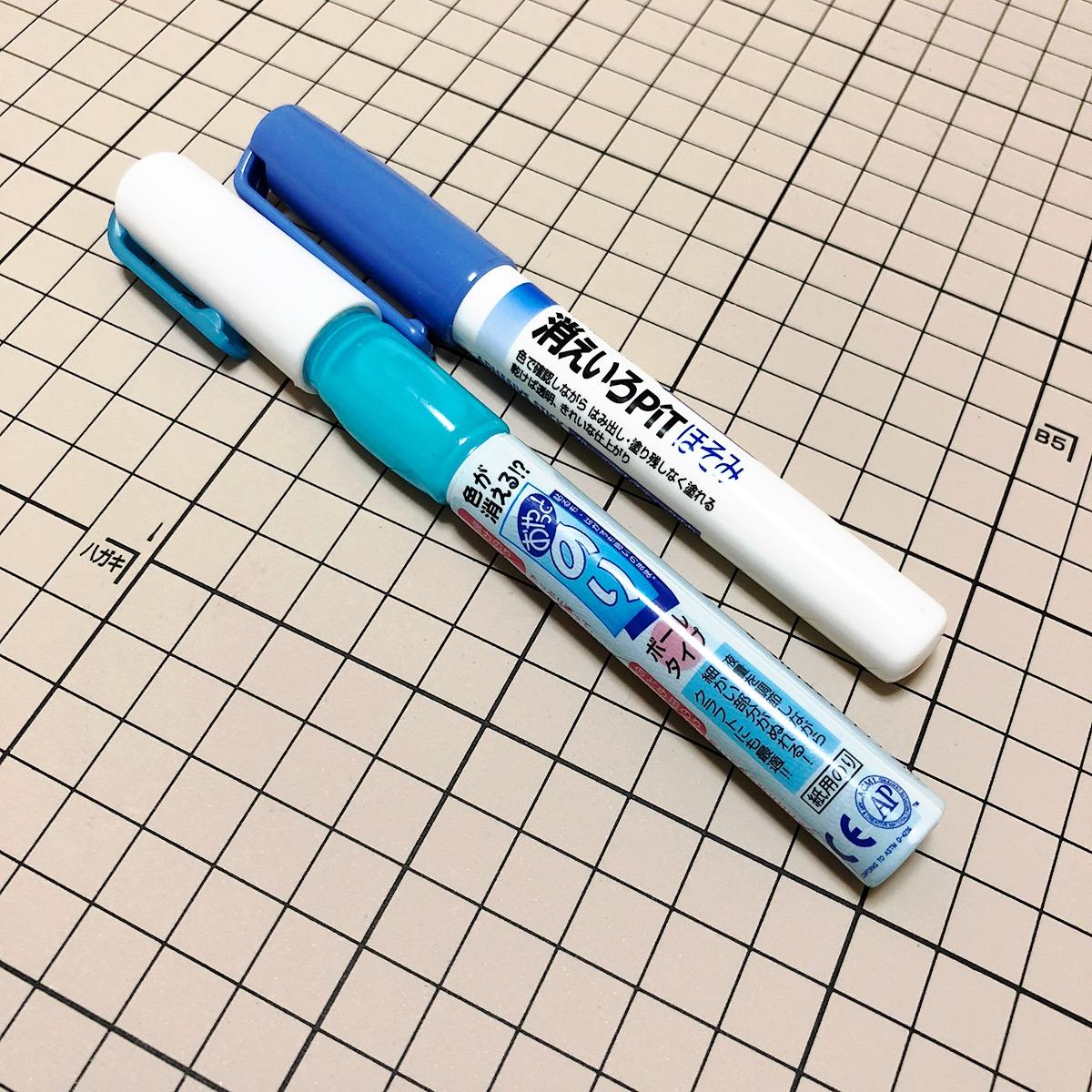 ペン型のり