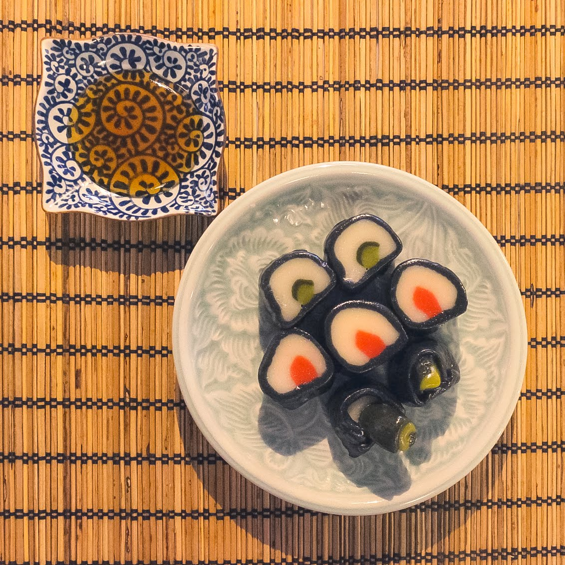 巻き寿司ふうべこもち