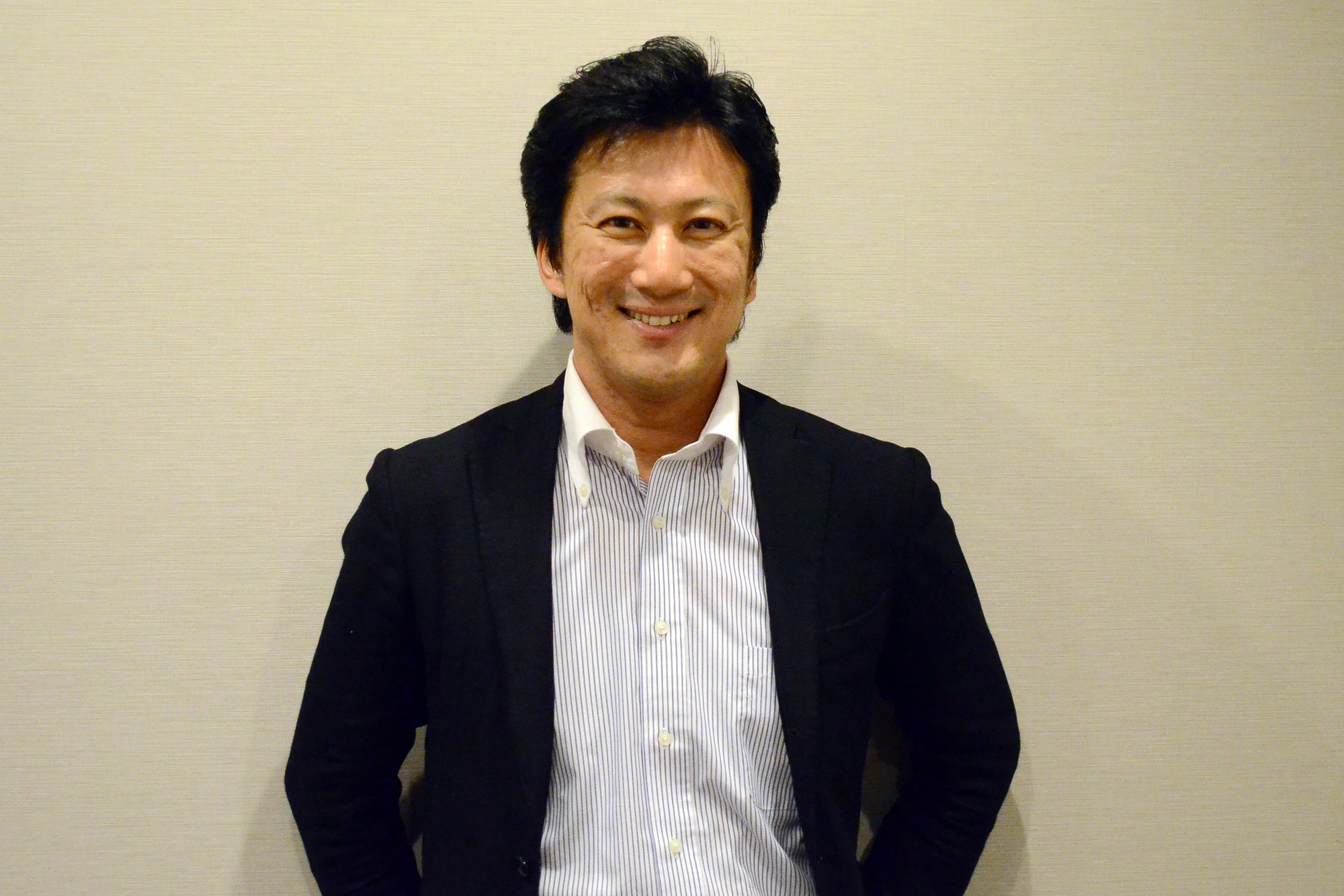 アスエイト・アドバイザリー株式会社代表 田中大祐さん