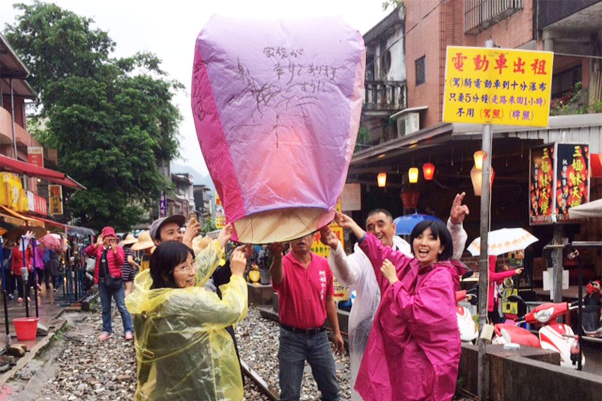 台湾、子連れ旅行