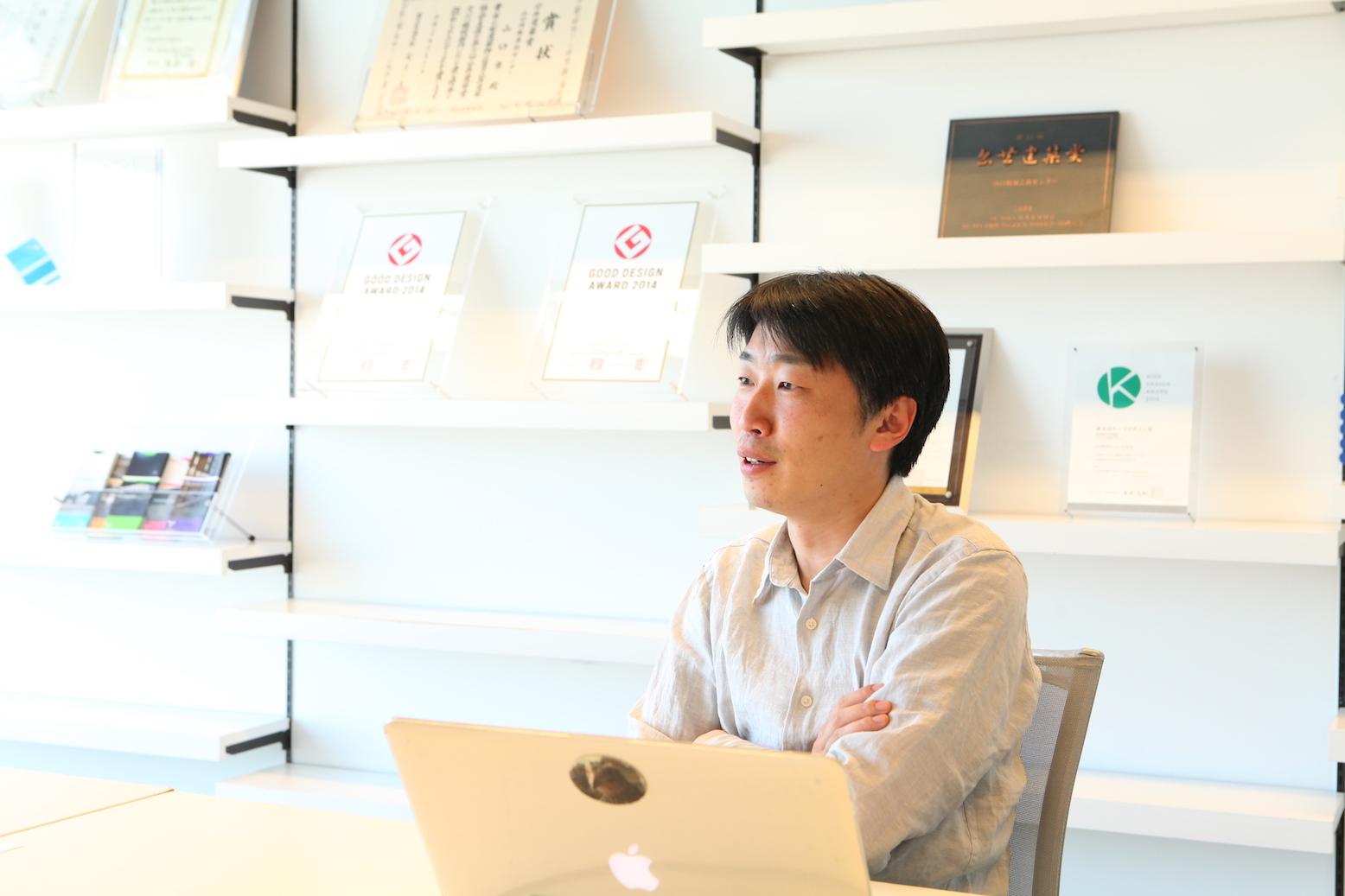 YCAMインターラボ アーキビスト/Webディレクター 渡邉朋也さん