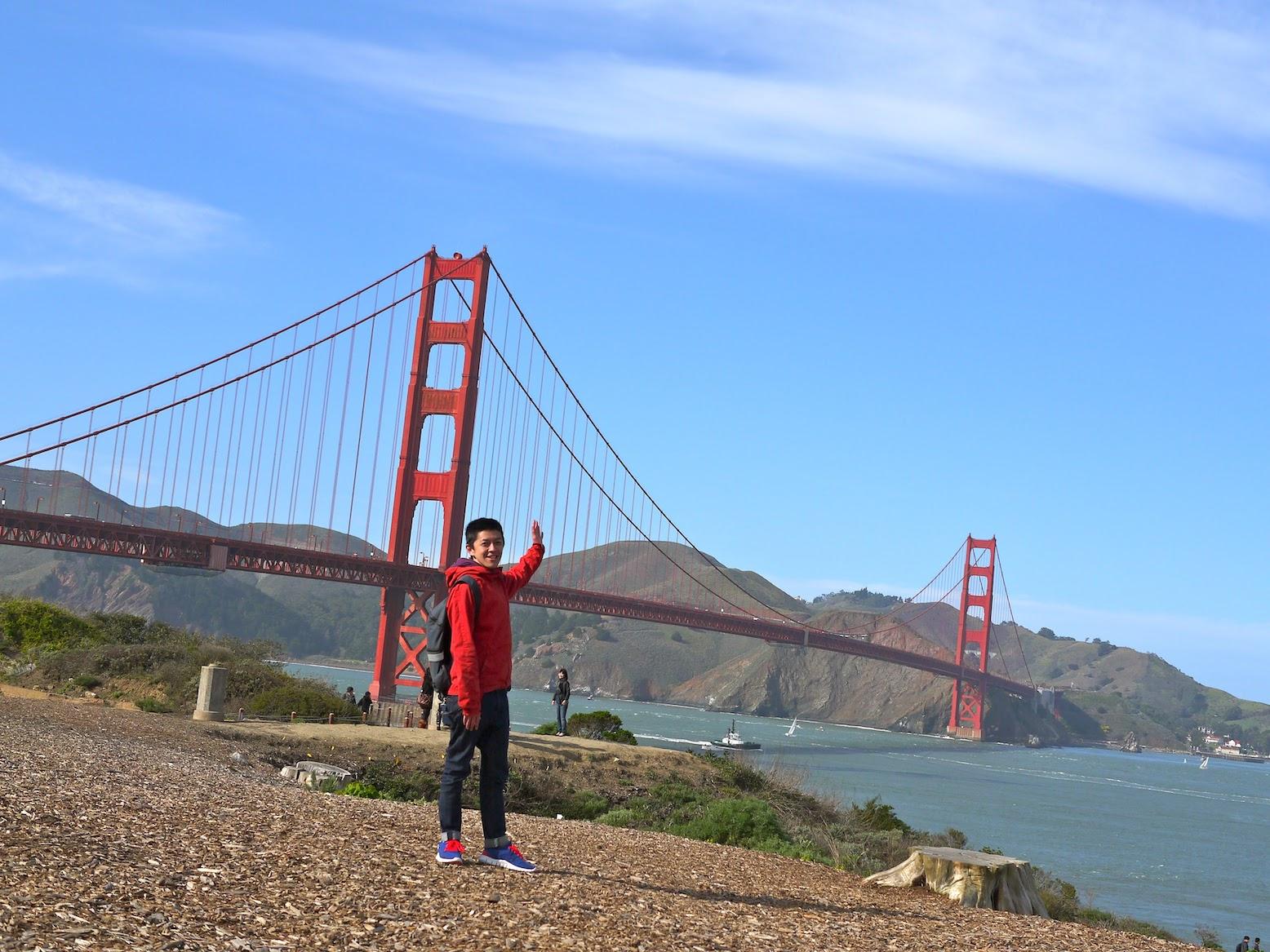 photo of Golden Gate Bridge in San Francisco