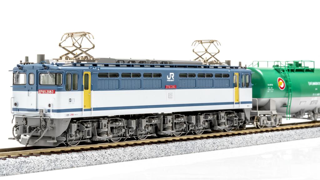 鉄道模型の16番ゲージは重量感と繊細さを併せ持つ