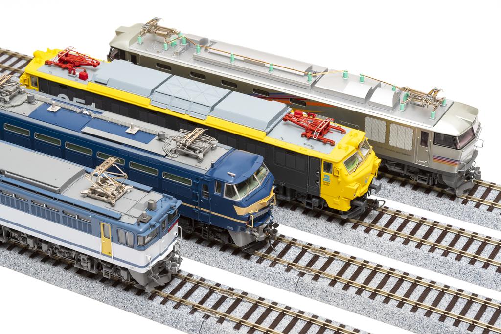 鉄道模型は写真を撮っているだけでもホクホクする