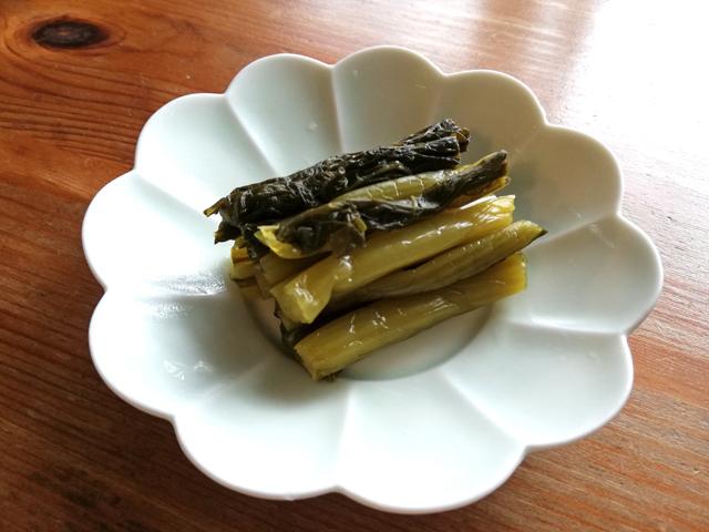 信州共同漬物 本漬野沢菜