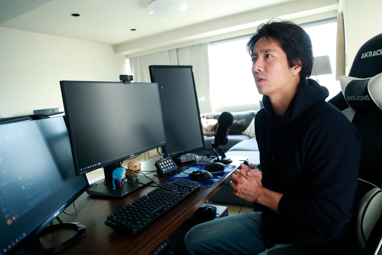 ケイン・コスギ、最初に遊んだゲームはATARIのパックマンとスペースインベーダー