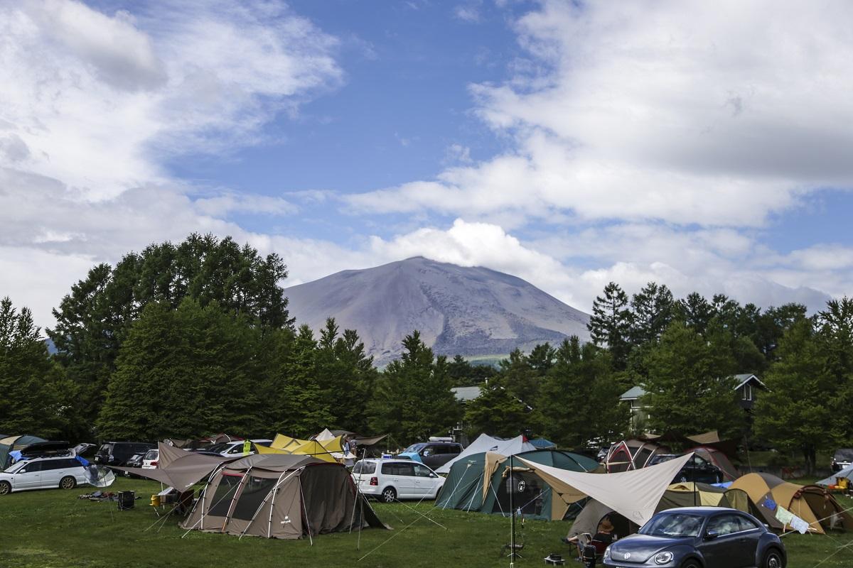 キャンプは楽しい。今回はファミリーキャンプを紹介