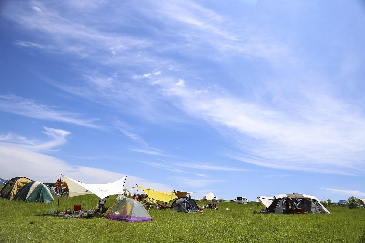 ファミリーキャンプをしよう。キャンプ場に泊まってみる