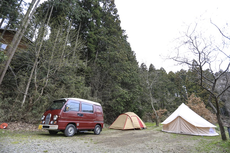 ファミリーキャンプデビューのためのポイント。自宅から2時間程度でアクセスできるキャンプ場を選ぼう