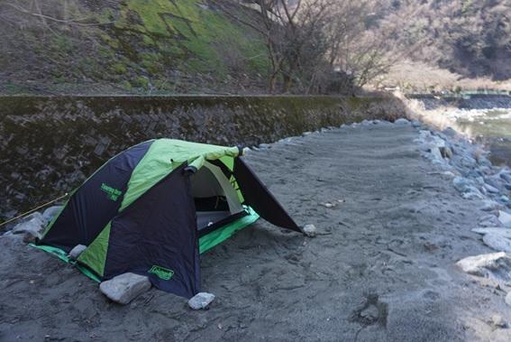 ヨッピーがソロキャンプに行ってみた