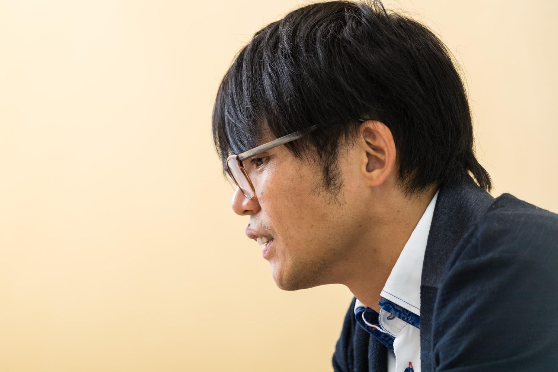 さくらインターネット田中邦裕さん横顔