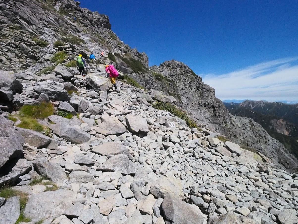登山はハードなスポーツ