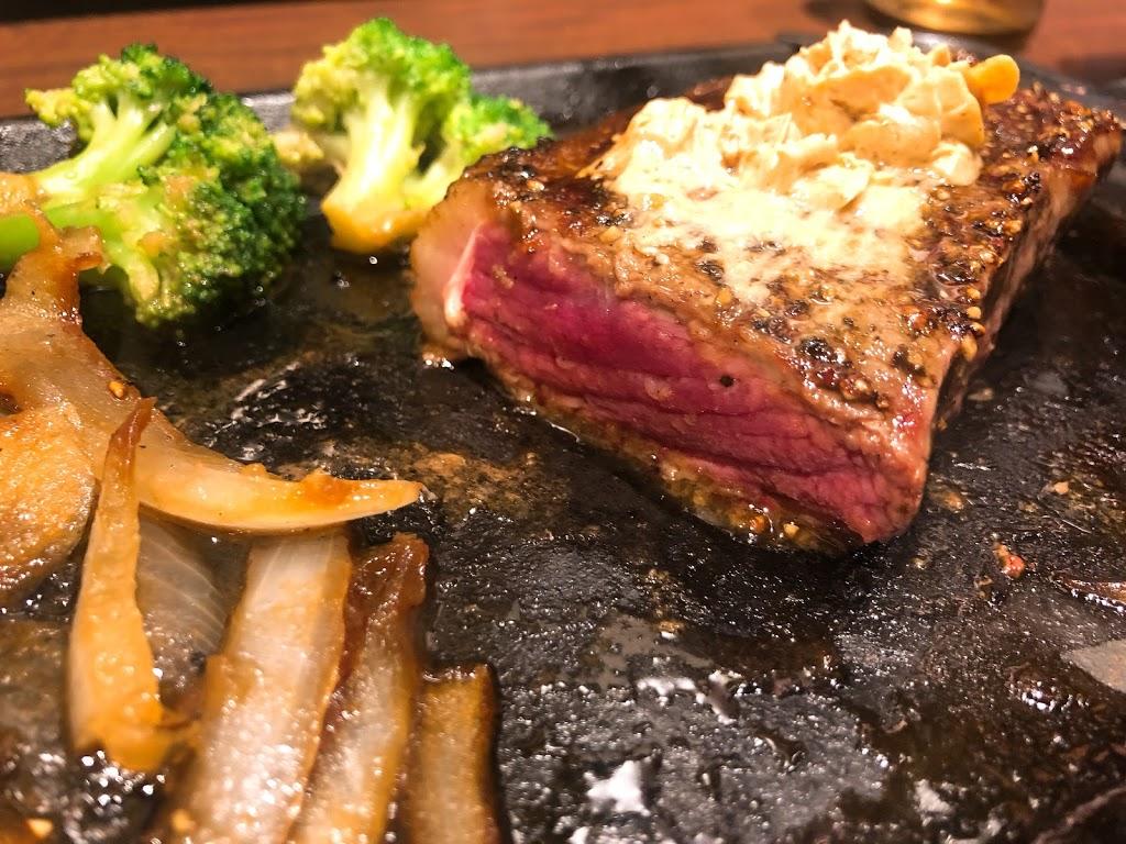 ガッツリお肉を食べたい
