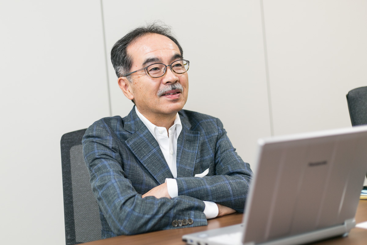 PostgreSQL石井達夫さんプロフィール