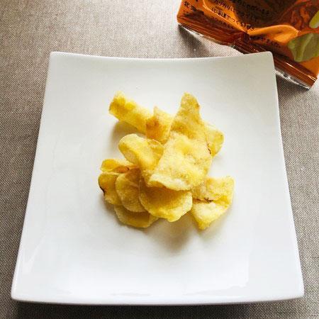 カルビー とろっとチーズ味のカリカリポテト