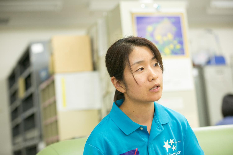 森田優子さん