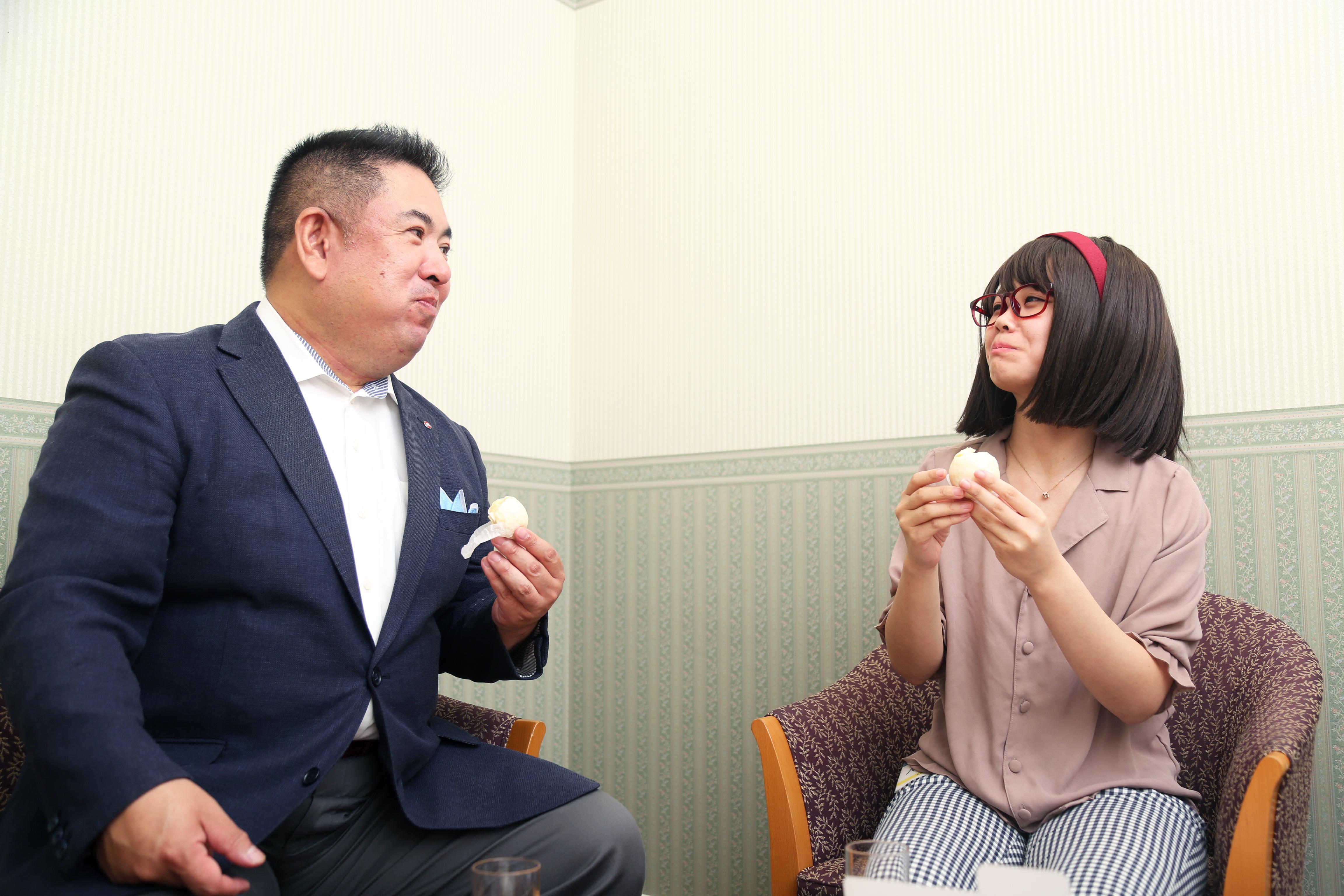 本田さん、ツマミさん