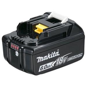 マキタのバッテリ