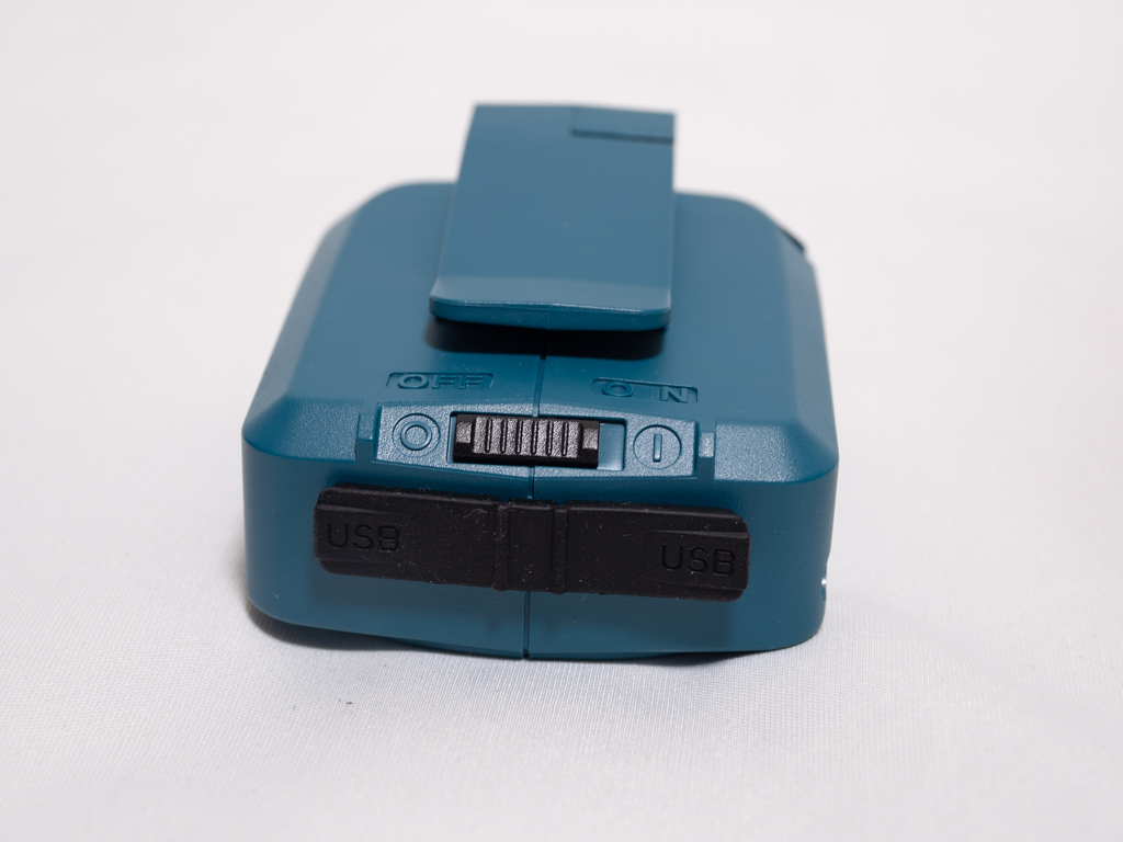 マキタ USB用電源アダプタ
