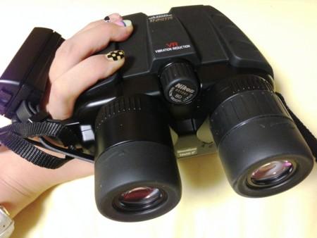 オススメの双眼鏡、ジャニーズを追いかけるジャニヲタ見聞録管理人が使っているNikon「スタビライズ12x32」