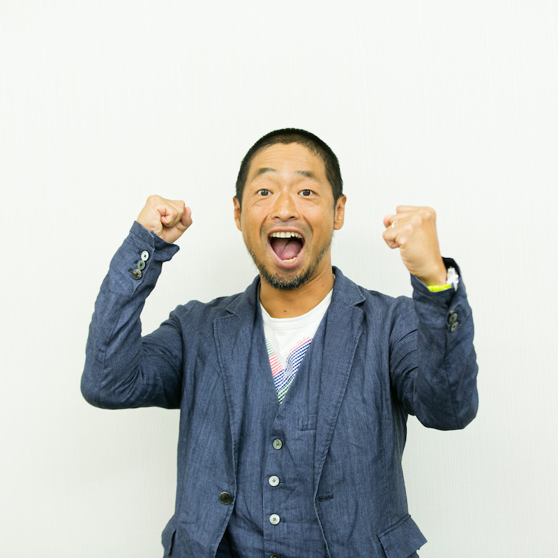 団長安田さん
