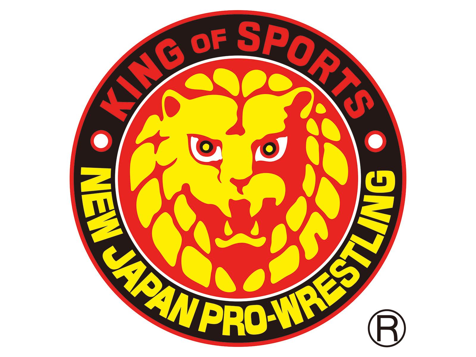 新日本プロレスのロゴマーク