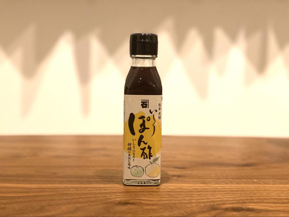 石川県:いしりポン酢(カネイシ)