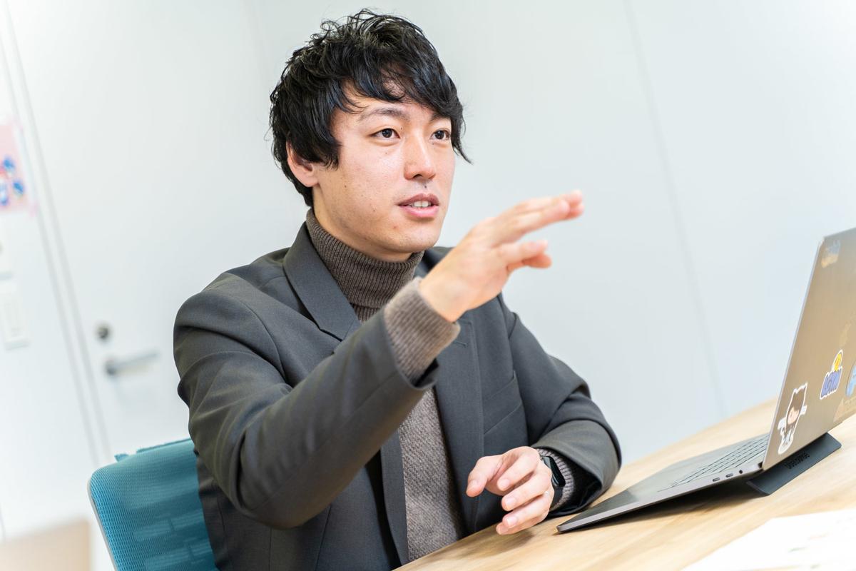 コネヒト株式会社 野澤哲照さん