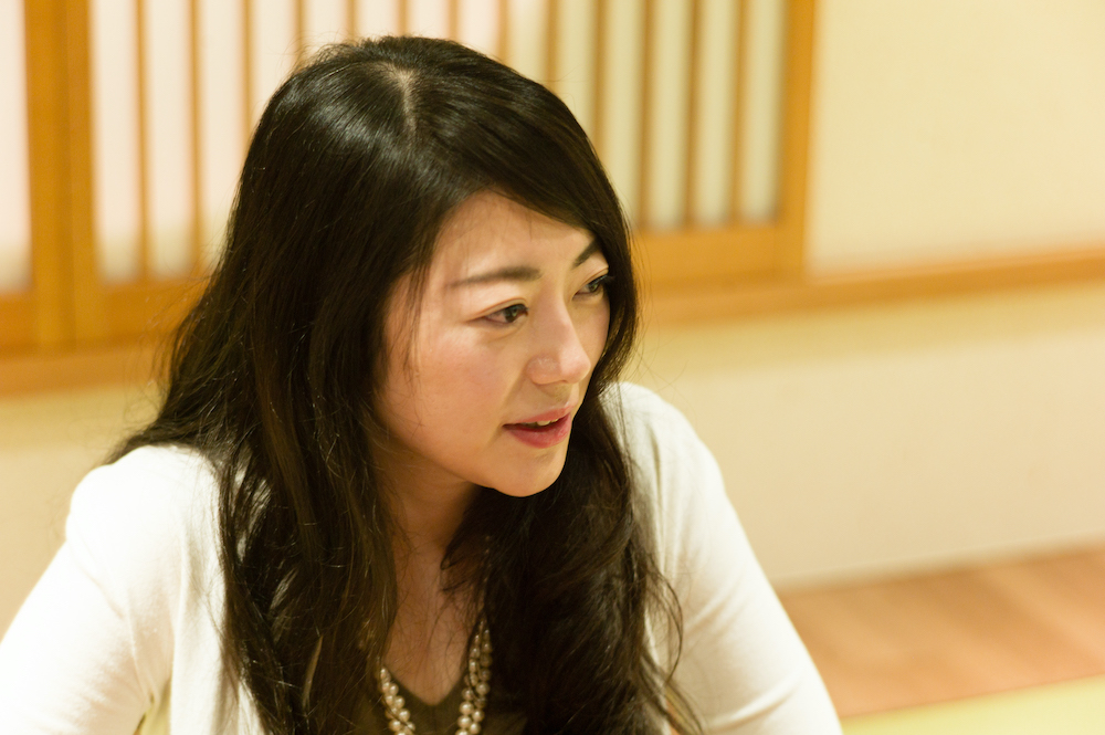 富永京子さん