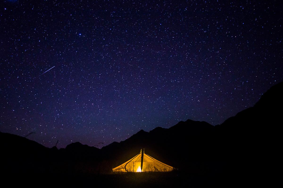キャンプ グラマラス