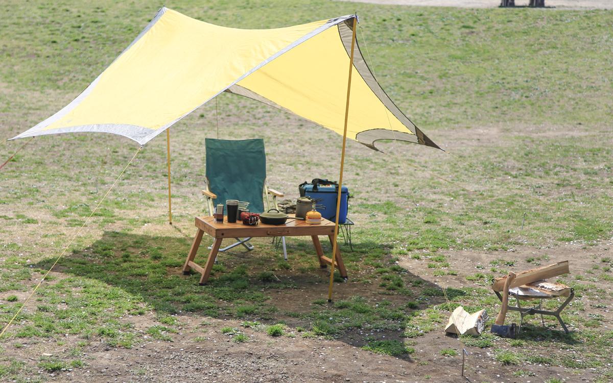 ソロキャン初心者は気軽なデイキャンプから始めるのもおすすめ