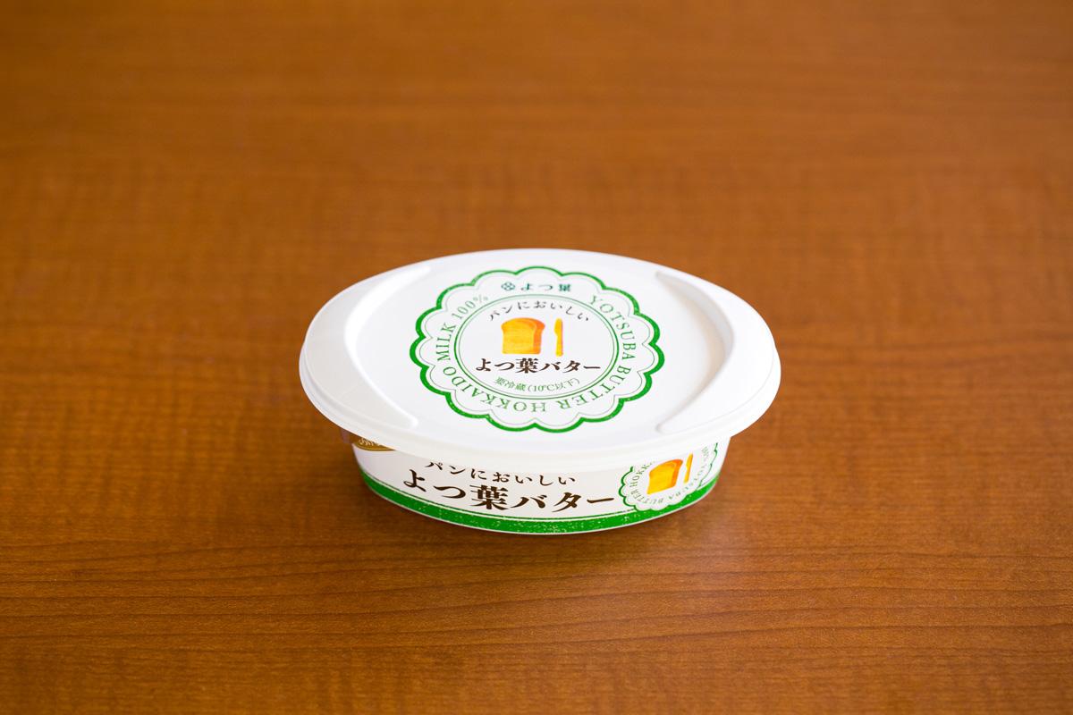 パンにおいしいよつ葉バター