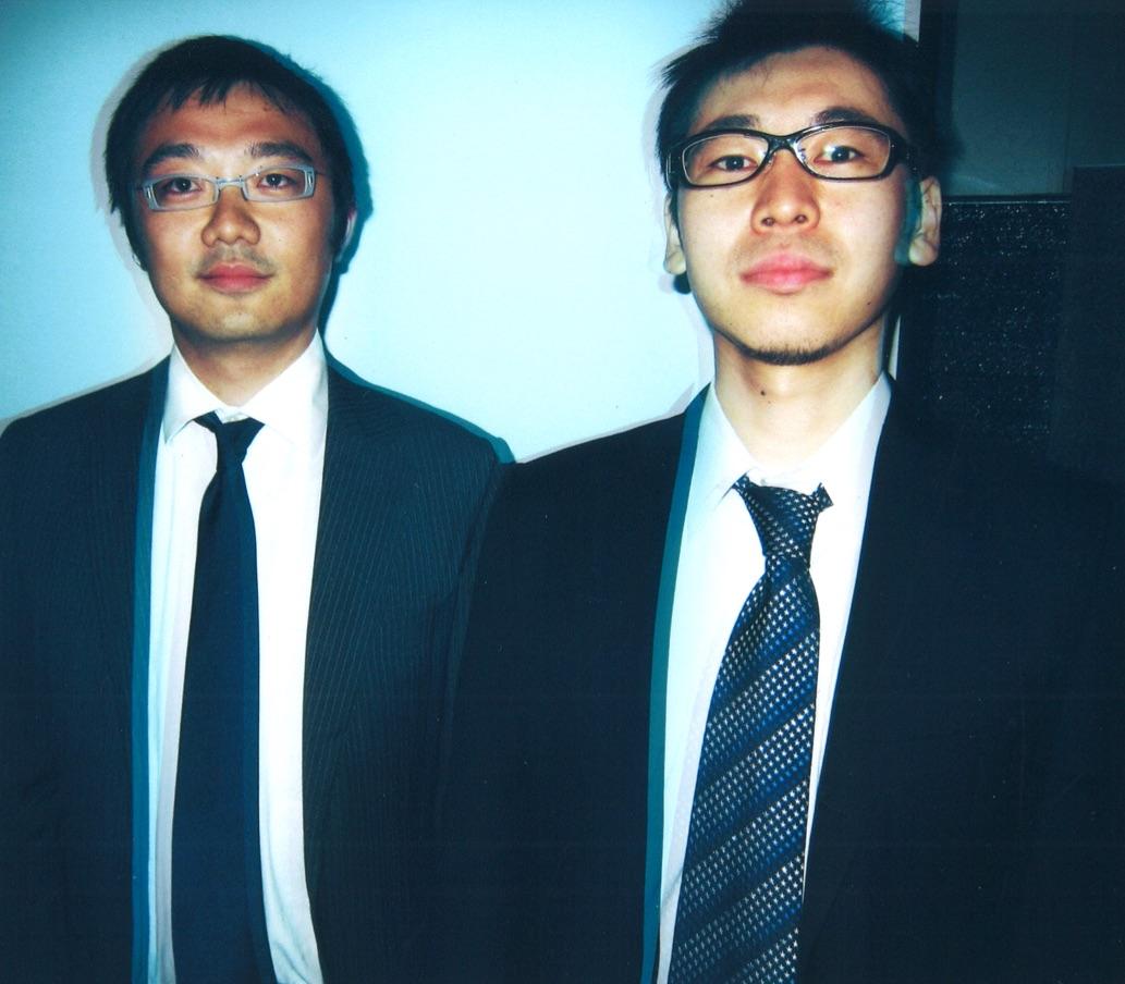小山宙哉先生と佐渡島庸平さん