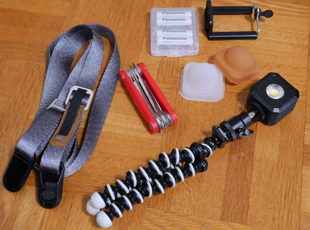 愛用のカメラバッグをカメラユーザーがプレゼン