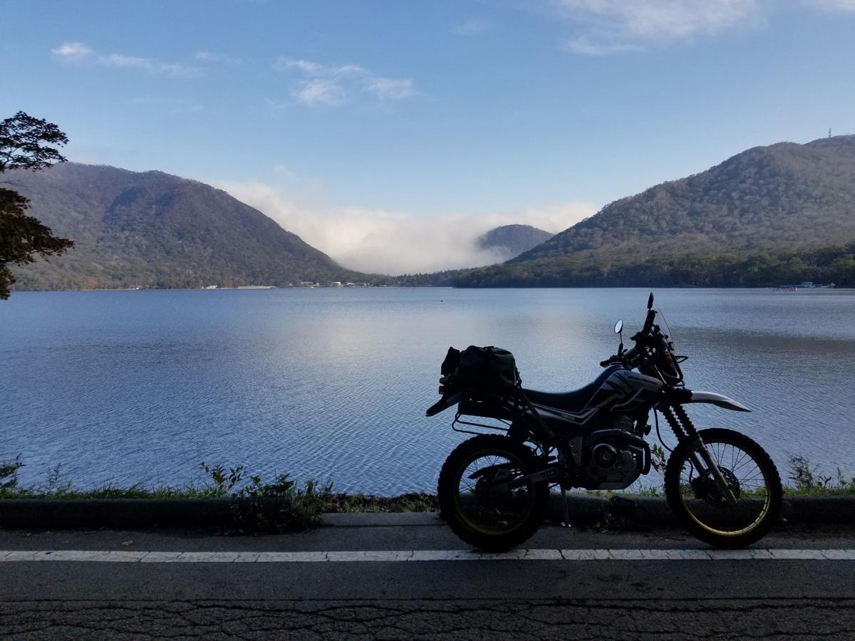 バイクでもキャンプに行ける