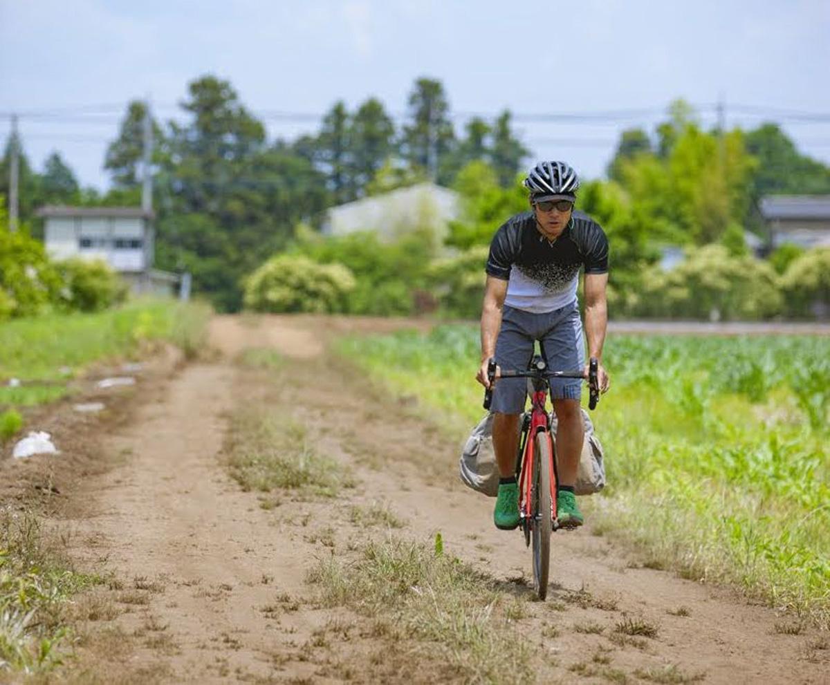自転車・バイクキャンプアドバイザー 山下晃和さん