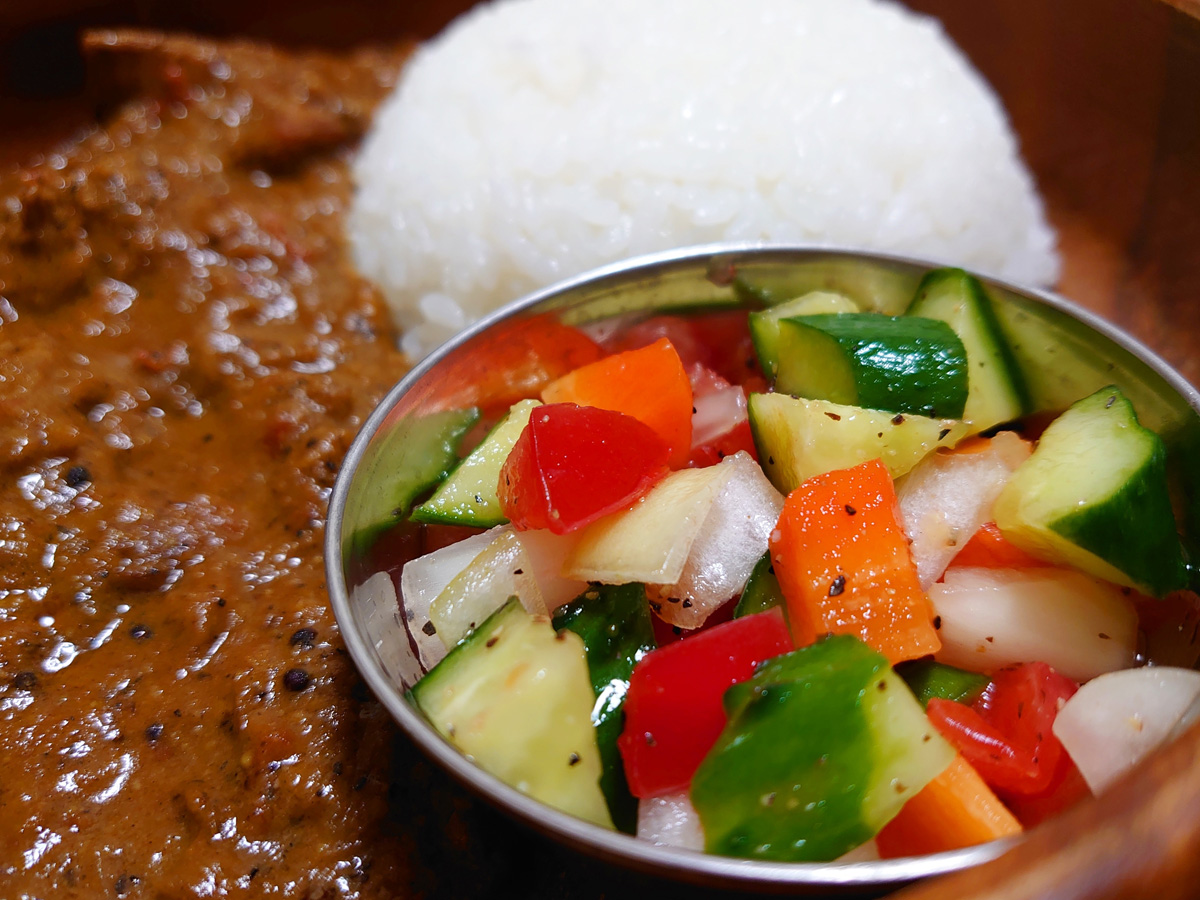 インド式サラダ、カチュンバ(カチュンバル)